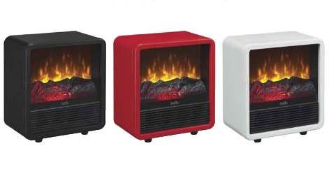 100122 Duraflame Electric Heater Recalls Meijer
